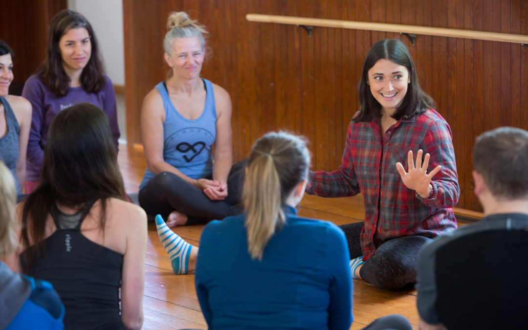 132 Kathryn Bruni-Young: 3 Big Questions About Strength, Alignment and Breath