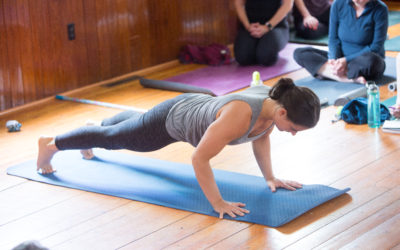 Should we practice chaturanga?