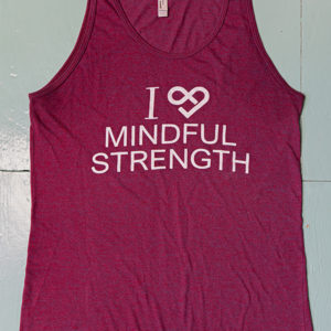 Unisex Mindful Strength Tank